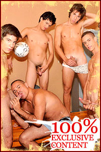 Dads Fun - Its a gangbang zone with mature gay studs fucking lads