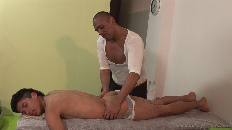 gay massage dad